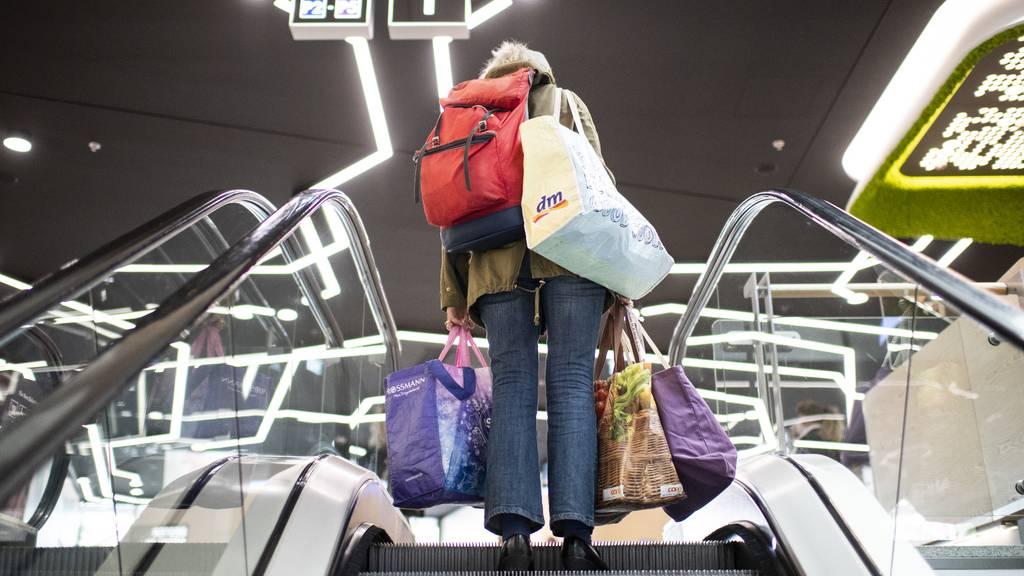 Grosseinsatz in Konstanzer Einkaufszentrum