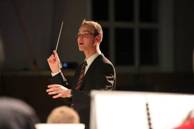 Dirigent Michel Byland
