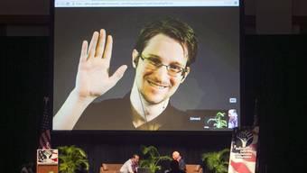 Hätte die Pfeiffe früher blasen sollen: Whistleblower Snowden (Archivbild)