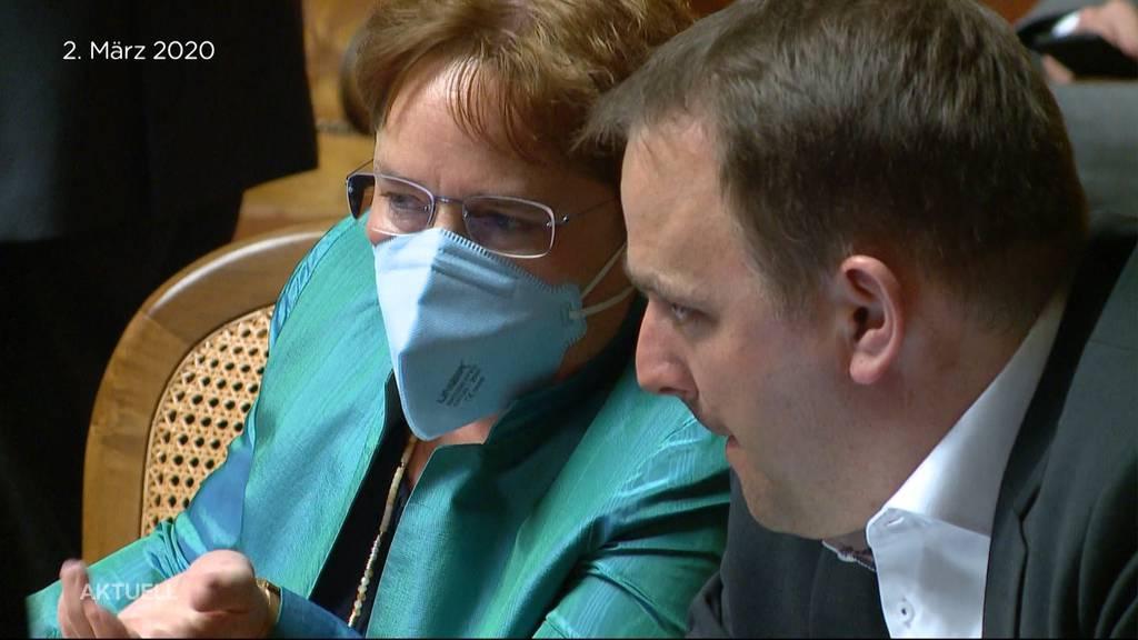 SVP fordert Tragepflicht von Schutzmasken