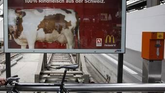 Kleiner Swissness-Faux-Pas: Schweizer Rindfleisch von einer Kuh mit österreichischer Ohrenmarke (Archiv)