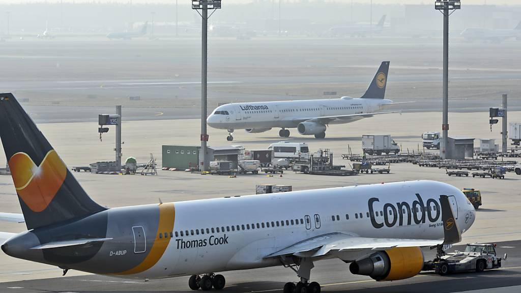 Deutsche Condor bedient ab Sommer Ferienziele ab Flughafen Zürich