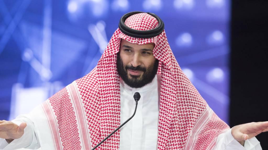 Saudischer Kronprinz warnt vor weiterer Eskalation im Iran-Konflikt