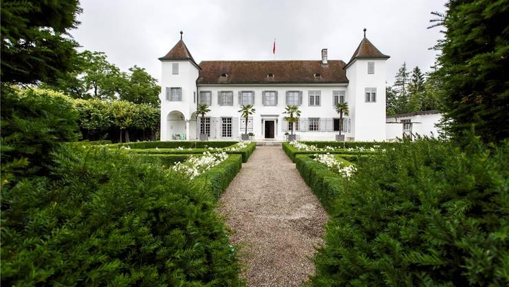 Für die Liebhaber von historischen Wohnbauten bietet Solothurn viele Objekte, so auch Patrizier-Wohnhäuser wie das Sommerhaus Vigier.