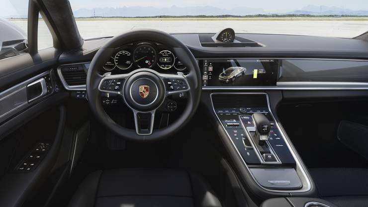 Porsche Pnamera Turbo S E-Hybid