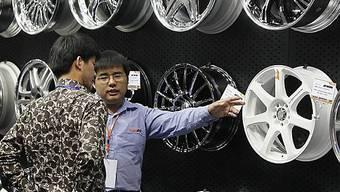 China ist weltweit grösster Automarkt (Archiv)