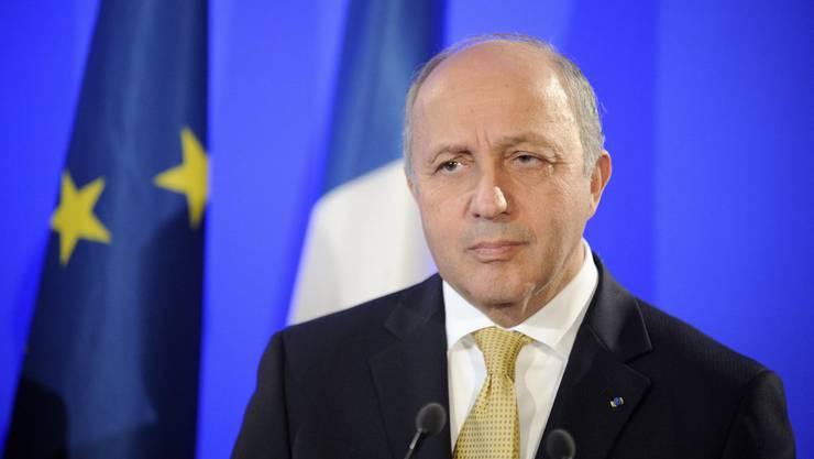 Der Französische Aussenminister, Laurent Fabius bestätigt Giftgaseinsatz in Syrien.