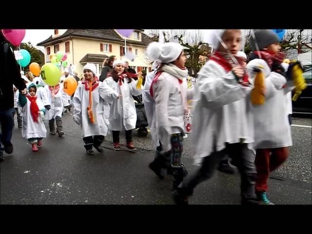 Kindergarten-Chesslete in Zuchwil