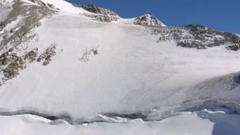 Am Col du Durant im Wallis ist eine Bergsteigerin tödlich verunglückt.