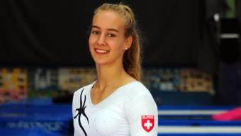 Trampolinturnerin Emily Mussmann erreichte an den YOG trotz einer Fussverletzung Rang sieben und gewann ein olympisches Diplom.