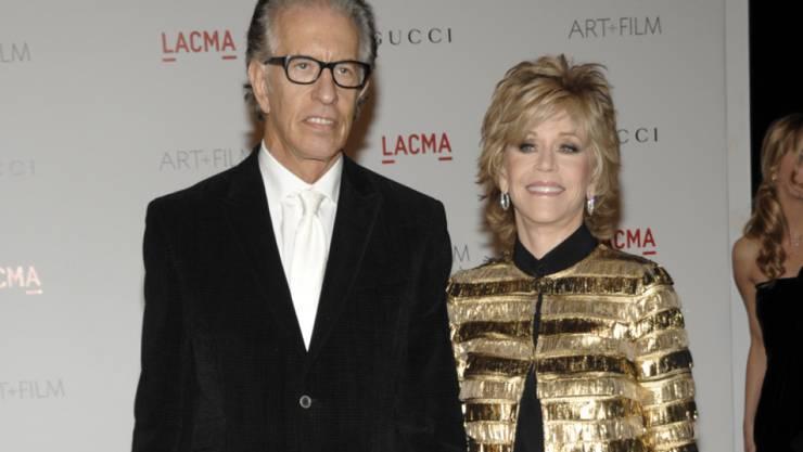Die Wege von Schauspielerin Jane Fonda und Musikproduzent Richard Perry trennen sich nach acht Jahren. (Archivbild)