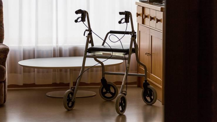 Das Alters- und Gesundheitszentrum steht ab 1. Oktober unter neuer Leitung. (Symbolbild)