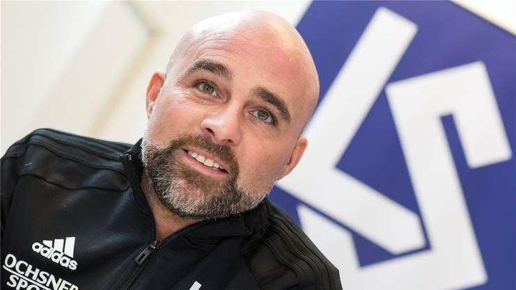 Giorgio Contini: «Wir haben Aarau in der vergangenen Saison immer wieder aufgebaut»