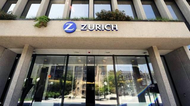 Weniger Gewinn beim Versicherer Zurich (Archiv)