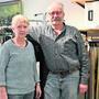 Schliessen ihr Raumgestaltungsgeschäft am 31. Dezember: Anita und Felix Klingele.