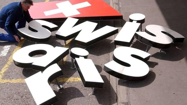 Die Swissair-Gläubiger erhalten in Kürze eine dritte Abschlagszahlung. (Archiv)