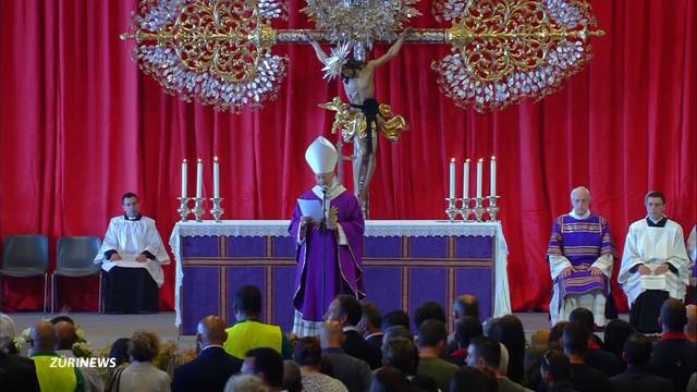 Genua trauert um Opfer des Brückenunglücks