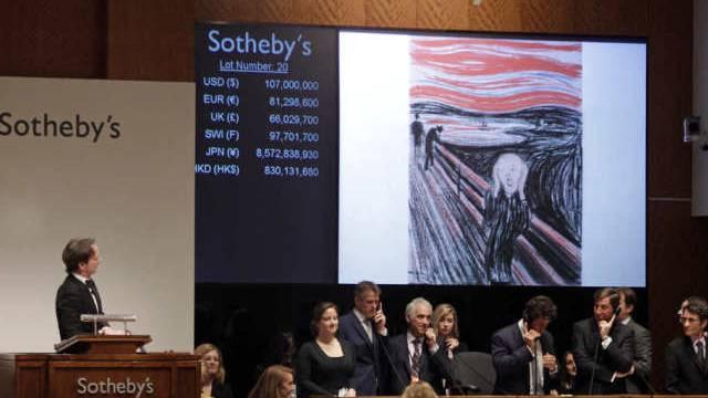 Angst vor einer Übernahme: Aktionshaus Sotheby's (Archiv)
