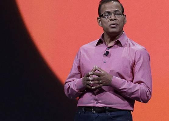Ex-Google und Ex-Uber-Manager Amit Singhal.