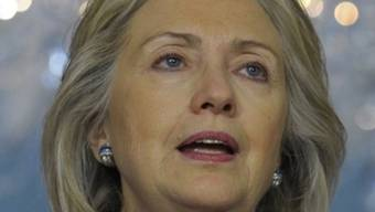 US-Aussenministerin Hillary Clinton (Archiv)