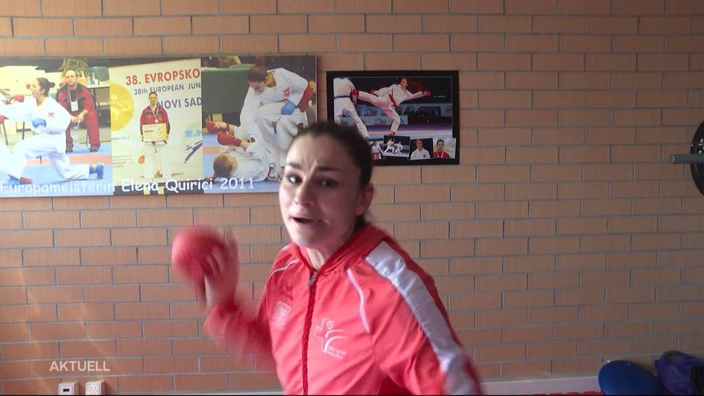 Wie hält sich die Aargauer Sportlerin des Jahres fit?