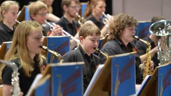 Jugendmusik Matinee in Grenchen