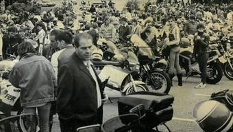Isebähnli Töfftreff Hauenstein 1989