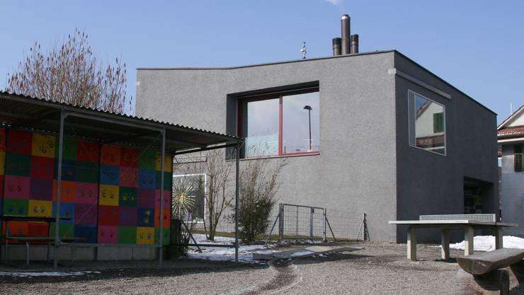 Das Schulhaus im Zentrum Freienwil wurde im Jahr 2006 eingeweiht.