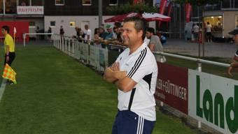Dominik Ellenberger bleibt auch weiterhin Trainer der 1. Mannschaft des FC Subingen.