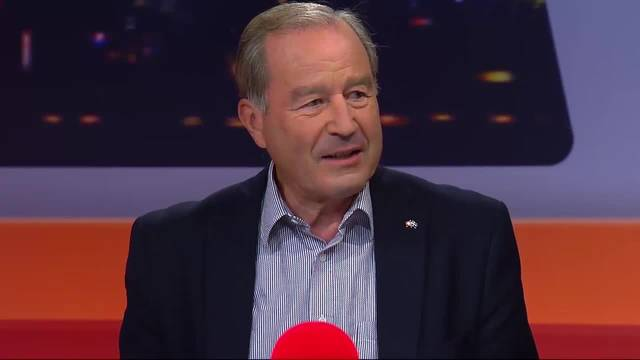 Talk Altersguillotine für Politiker: Reimann über Eigentor und Neider