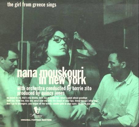 Nana Mouskouri (83) ist eine Frau von Welt. Auf Kreta geboren, in Griechenland Ende der 50er ein Star, schafft sie in Deutschland den Durchbruch mit «Weisse Rosen aus Athen». Dann macht Quincy Jones sie in den 60er-Jahren zum Weltstar. (sk)