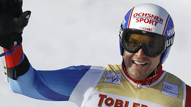 Daniel Albrecht wird in Wengen die Super-Kombi bestreiten