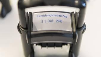 Auf Rekordkurs: Mehr als 11'000 neue Firmen haben sich in der Schweiz seit Jahresbeginn registriert.(Symbolbild)