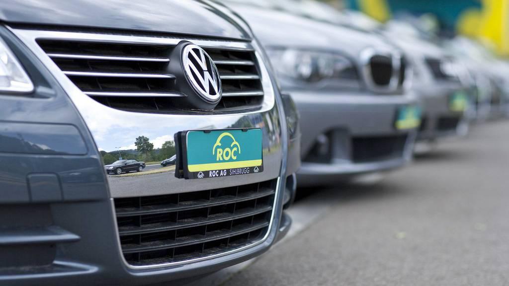 22'000 Autos werden von VW zurückgerufen. (Archiv)