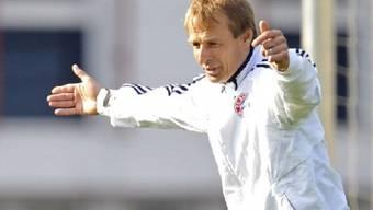 Jürgen Klinsmann musste harte Kritik einstecken