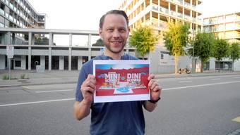 Pascal Stüssi kennt viele Facetten seines Wohnorts. Einige davon werden bei «Mini Schwiiz – Dini Schwiiz» gezeigt.