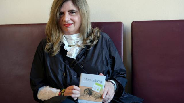 Sibylle Lewitscharoff gewinnt den Georg-Büchner-Preis 2013 (Archiv)