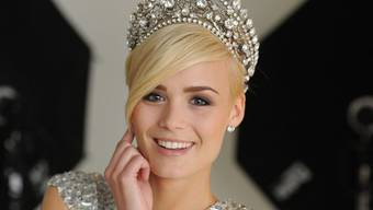 Bleibt länger im Amt: Miss Schweiz Dominique Rinderknecht (Archiv)
