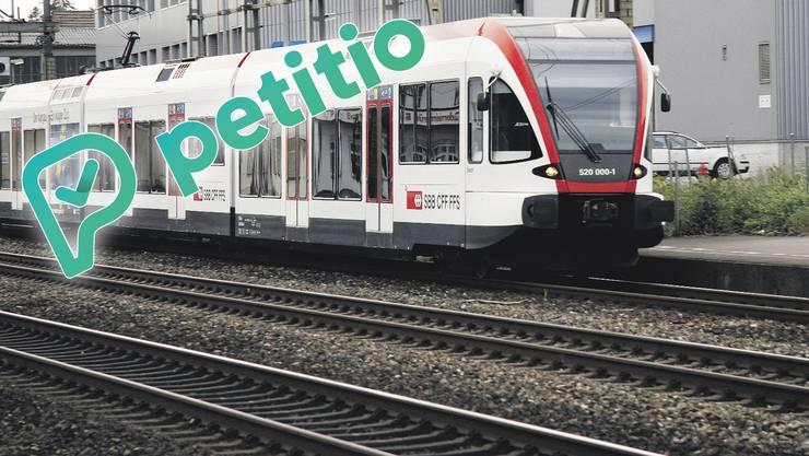 Die Gemeinde verliert gemäss Fahrplanentwurf ab Dezember den Halt der S26 in Richtung Freiamt und damit den Halbstundentakt nach Lenzburg.
