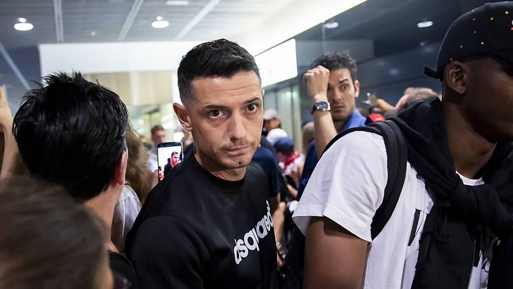 Blerim Dzemaili kehrt in die Schweiz und zum FC Zürich zurück