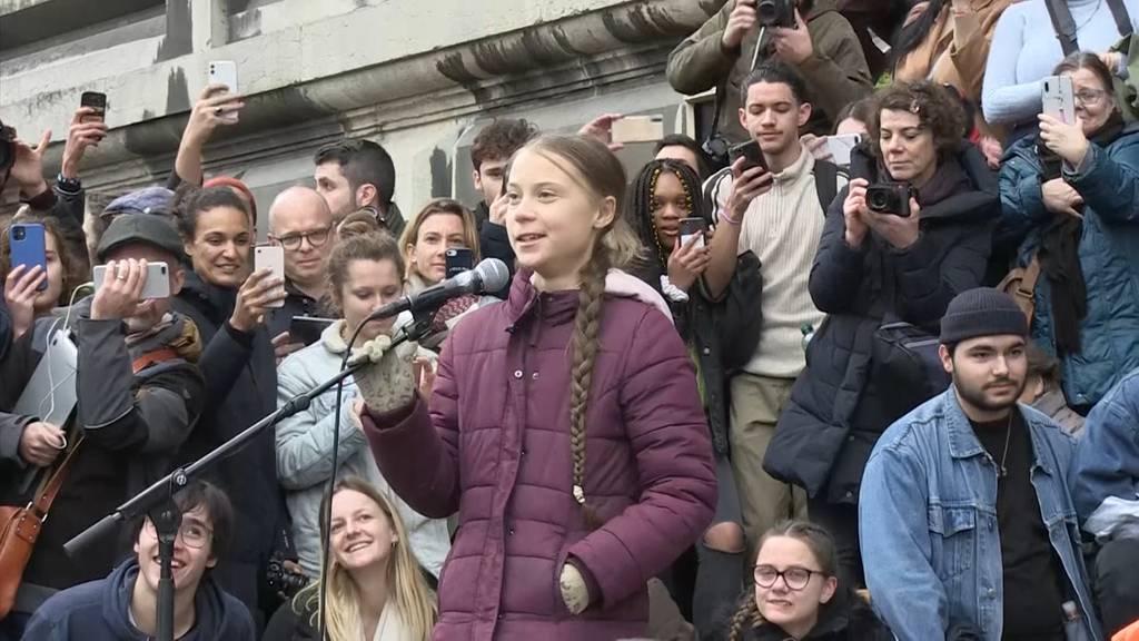 Greta Thunberg: «Das ist erst der Anfang!»