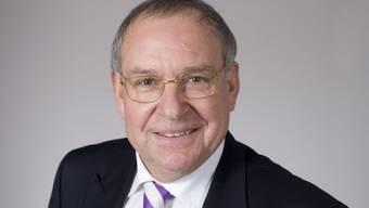 Jean-Pierre Graber nimmt wieder im Nationalrat Einsitz (Archiv)
