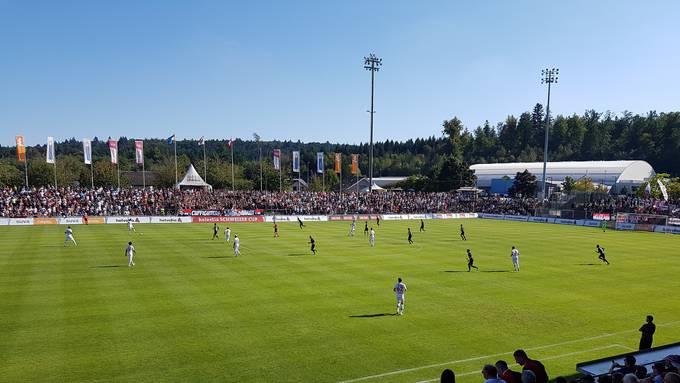 Liveticker: Schweizer Cup, 2.Runde, FC Aarau - FC Sion (15.09.19)