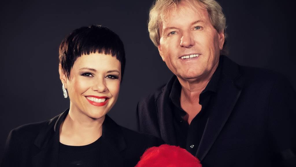 Francine Jordi & Bernhard Brink singen zusammen