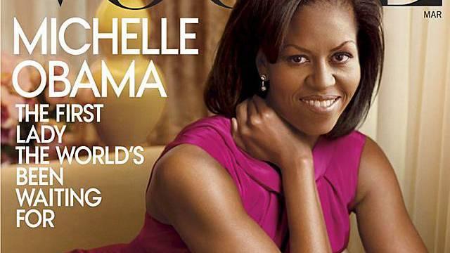 First Lady der Mode
