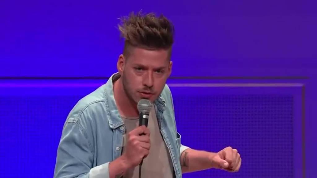Aerosol Comedy Festival: Joël von Mutzenbecher
