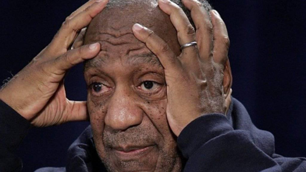 Es will einfach kein Ende nehmen: «Mr. Vaterfigur» Bill Cosby soll noch mehr Frauen unter Drogen missbraucht haben, mittlerweile sind es 50 (Archiv).