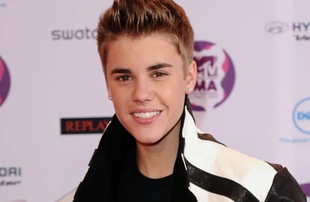Pop-Star Justin Bieber
