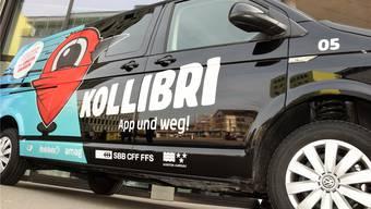 Der «Kollibri» fährt weder auf fixen Routen noch nach einem fixen Fahrplan. MHU