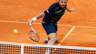 Stanislas Wawrinka steht in Estoril in den Halbfinals